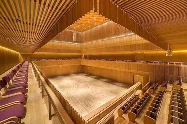 上海交响乐团音乐厅内部
