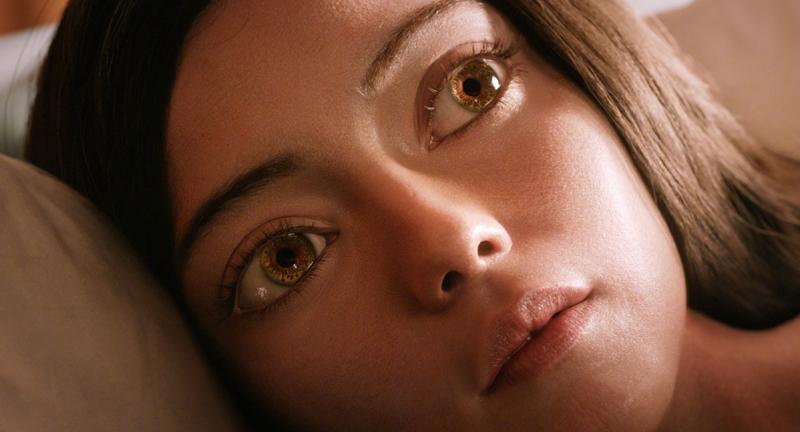 阿丽塔的一只眼睛由近900万个像素制作,而一部《指环王》才动用了15万像素